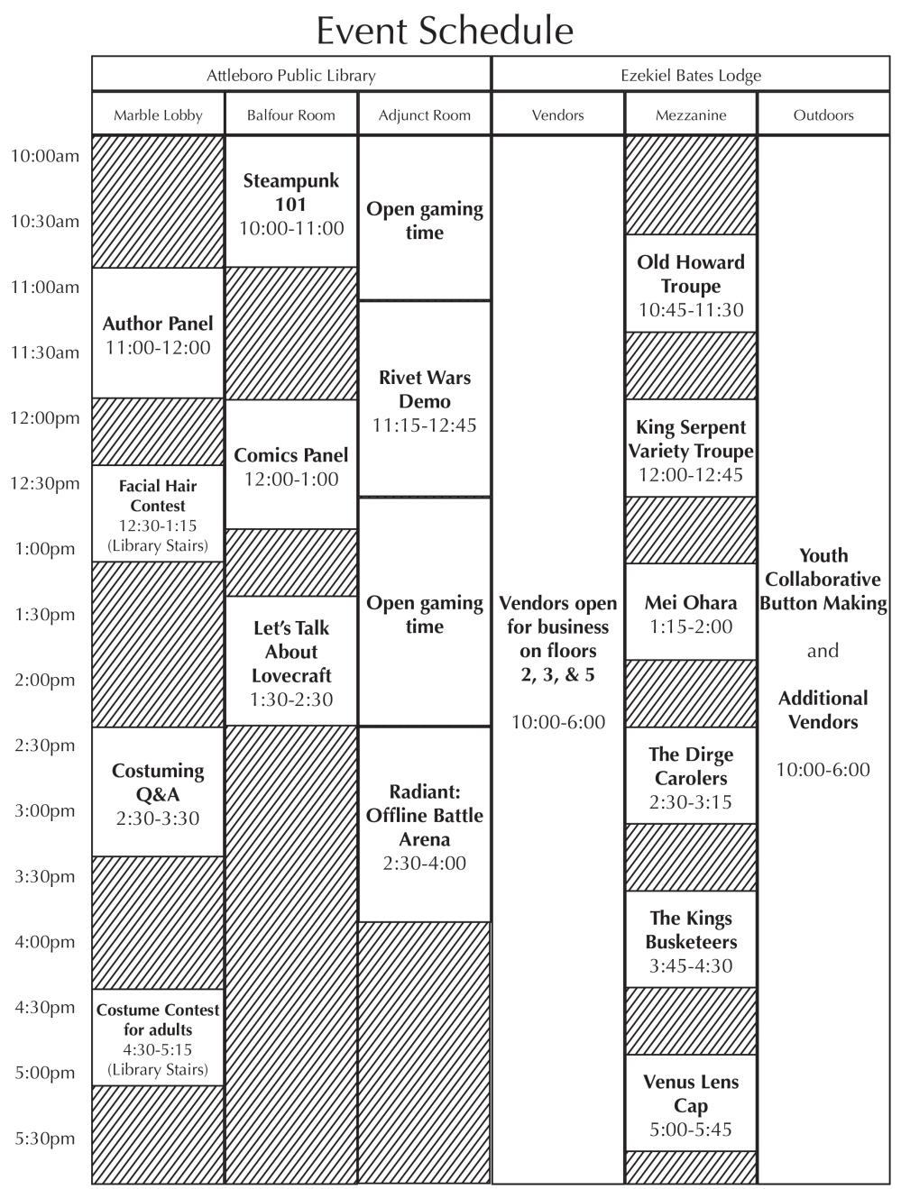 Event Schedule-1